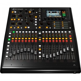 Behringer X32 Producer 32-Channel Digital Mixer (16 built-in mic inputs)