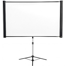 "80"" Projection Screen with Case"