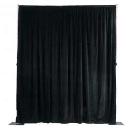 Adjustable Pipe & Drape Backdrop (per 12' section)
