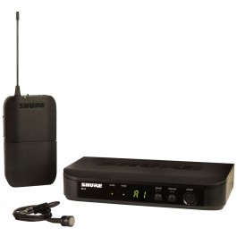 Shure Basic Wireless Lavalier Microphone Kit