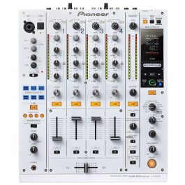 Pioneer DJM900 NXS White - Limited Edition
