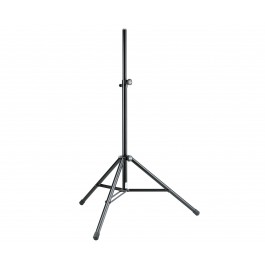 König & Meyer 214/6 Heavy-Duty Adjustable Tripod Speaker Stand - Black