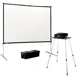 Medium HD Projection Package - Rear Projection