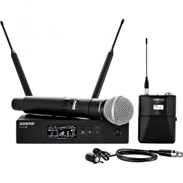Shure QLXD4 Wireless Mic Kit