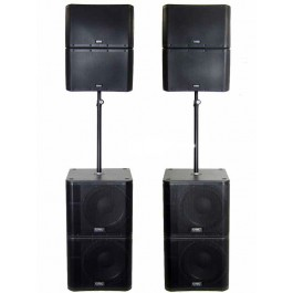 QSC Line Array Package
