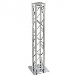 8.2' 2.5m Truss totem with base plate