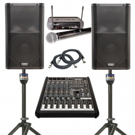 Wi-Mic and Music Package