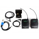 Sennheiser EW 112-P G3 Camera-Mount Wireless Mic System with ME2 Lavalier Mic
