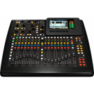 Behringer X32 Compact 32-Channel Digital Mixer (16 built-in mic inputs)